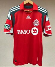 PLAYER ISSUE TORONTO 2009 HOME FOOTBALL SOCCER SHIRT JERSEY CAMISETA ADIDAS MLS