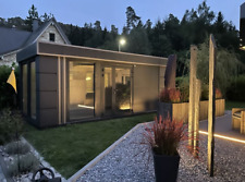 Bürocontainer  /  container  , Pavillon , Transport kostenlos + KRAN