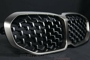 7450961 Radiator Grille Cerium Grey M Package Bumper New Org BMW 1er F40 135i X