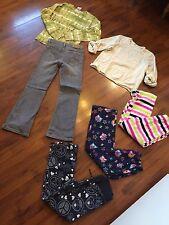 Girls Size 8 Medium Lot TCP Columbia TCP Jeans Tee School Quality