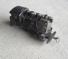 Vintage 1950s Diecast Metal 98 Locomotive