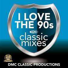 DMC Classic Mixes - I Love The 90s  Music CD ft Cheese Up The Nineties Megamixes