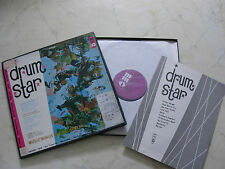 DRUM STAR/DRUMPADSTICKSKIN *2LP US Box +HEFT 1971*