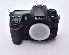 Nikon D300 12.3MP Digital SLR Camera Black Body DX READ (#7376)