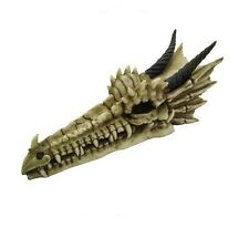 Dragon Skull Incense Holder Collectable Ornaments Figurine Fantasy Decoration