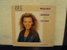 KYLIE MINOGUE - Wouldn´t change a thing