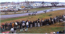 1965 JIM CLARK US Grand Prix 35mm Racing Slide Lotus -In The Lead-