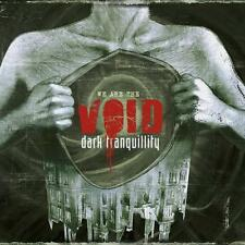 DARK TRANQUILLITY : We Are The Void CD + DVD LIMITED ED
