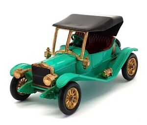 Matchbox Models Of Yesteryear Y-14 - 1911 Maxwell Roadster - Green/Black