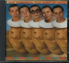 DEVO - Hot Potatoes (The Best Of) - CD Album *Hits**Collection**Singles*