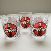 Details about  /Coca-Cola Frosted Plastic Flare THermo 20.oz Cups With Polar bear