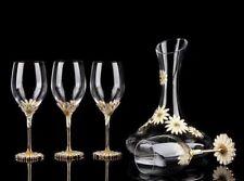 handmadetraditional cloisonne crystal wine glasses