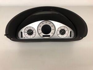Mercedes W209 CLK 320cdi Speedo-meter Instruments Cluster MPH 3.0 V6 Diesel OEM