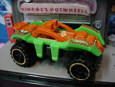2015 Hot Wheels SPIDER RIDER☆Green / Orange☆New Loose☆Multi Pack Exclusive??