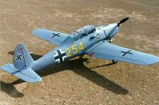 Arado 96b 86 pollici WS Scratch costruire R/C PIANO PIANI & MODELLI
