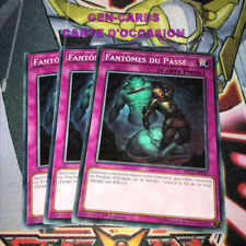 OCCASION Carte Yu Gi Oh FANTOMES DU PASSE SDCL-FR040 x 3