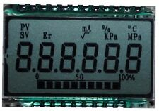 GD46532 6-Bit 8-Digit Segment LCD Display Module Temperature Pressure Symbol