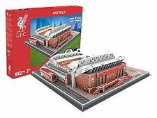Liverpool Anfield Stadium 2017 ~ 3D Jigsaw Puzzle ~ Official Licensed Product