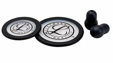3M Littmann 40016 Stethoscope Spare Parts Kit for Classic III Cardiology IV Blac
