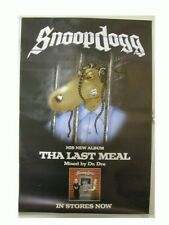 Snoopdogg Subway Poster Snoop Dogg Doggy Last Meal