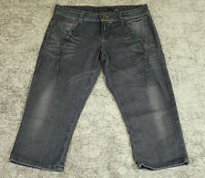 Miss Sixty Capri Jeans Womens Size 28 See Jay Style