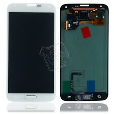 B Grade Samsung Galaxy S5 White AMOLD LCD Touch Digitizer Assembly +home button