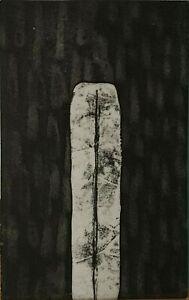 Fase Lunare libro d'artista poesia Salvo Basso incisione Luciano Pea