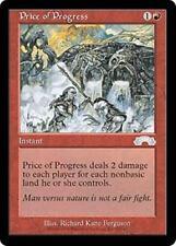PRICE OF PROGRESS Exodus MTG Red Instant Unc