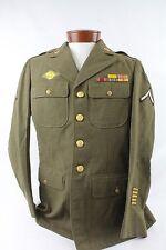 US WWII Service Uniform CBI and Persian Gulf