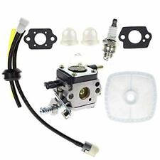 Tiller Fuel Line Parts Carb Carburator 2 Cycle Mantis With Filter Repower Kit