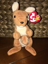 387186865dd TY VERY RARE Pouch Beanie Baby With BONGO Tush Tag   BONGO without Hang Tag
