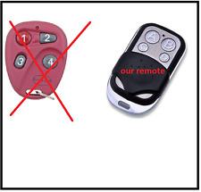 Accent Garage Forza 1000 Red FORZA1000 Compatible Gate/Garage Door Remote