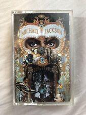 Michael Jackson - Dangerous (1991) Cassette ET45400 Complete w Insert
