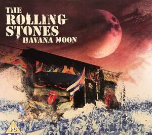 The Rolling Stones - Havana Moon - New 2CD/DVD