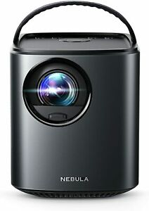Nebula Mars Portable Wi-Fi Projector 4K 500 ANSI Lumen Android 3D Home Theater