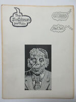 Joe Coleman Portfolio White Screams Meat Two Bagginer Productions 1977