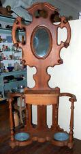 Walnut Brown Victorian Antique Furniture