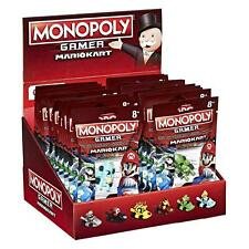 AUSWAHL: Hasbro E0762EY0 - Monopoly Gamer Mario Kart Figurenpacks Sammel-Figuren