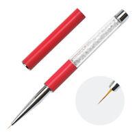 Nail Art Design Decoration Liner Brush Dotting UV Gel Painting Drawing Pen Tools