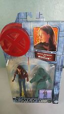 X-MEN THE MOVIE Anna Paquin as ROGUE Action Figure 2000 Toy Biz MOC