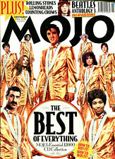 MOJO no. 36  November 1996 .  Beatles / Rolling Stones