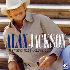 ALAN JACKSON - GREATEST HITS VOLUME II - CD SIGILLATO 2003
