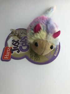 Hartz Just for Cats Toy Pull my Tail Running Rodent Multicolored