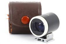 Canon 35mm View Finder w/Case Rangefinder for Bessa Leica Voigtlander #2 Exc++