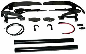 WARN 75230 BLACK TRANS4MER GRILLE GUARD FOR A 07-13 CHEVY/ GMC 1500