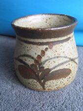 David Leach Lowerdown studio pottery foxgloves mug