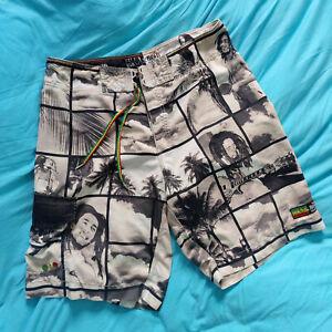 Billabong Boardshorts Bob Marley _ 36 recycler series