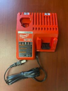 NEW Genuine Milwaukee M12 and M18 18V Battery CHARGER 48-59-1812 Lithium Ion