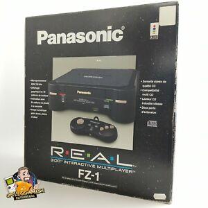 Panasonic 3DO FZ-1 Konsole Console | REAL Interactive Multiplayer NTSC USA OVP