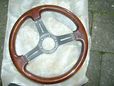 Steering Wheel Wooden Older Holden